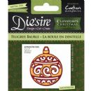 Crafters Companion Diesire Christmas Classiques - Filigree Bauble